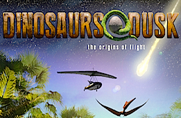 Dinosaurs at Dusk - the Origins of Flight