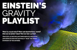 Einstein's Gravity Playlist