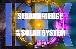 IBEX: Search for the Edge of the Solar System