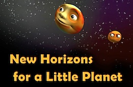 New Horizons for a Little Planet