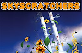 360° Thrill Ride : Skyscratchers