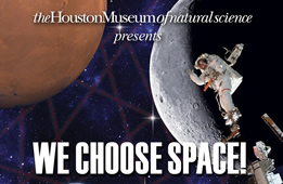 We Choose Space!