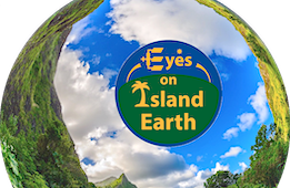Eyes on Island Earth