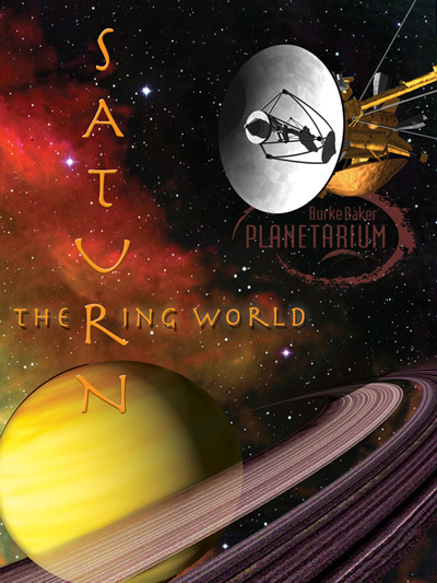 Saturn The Ring World