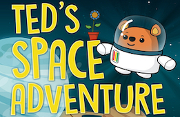 Ted's Space Adventure